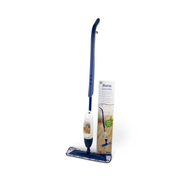 Een Bona Geoliede Houten Vloer Spraymopset