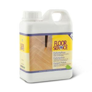 Een can FloorService Parketpolish