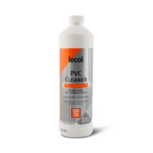 Een fles PVC Cleaner OH59