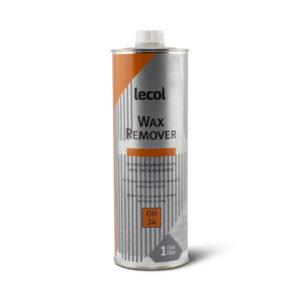 Een fles Lecol Waxremover OH34 van 1 liter