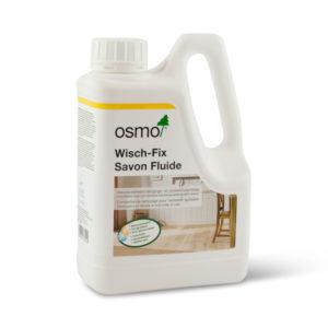 Een fles Osmo Wisch Fix van 1 liter