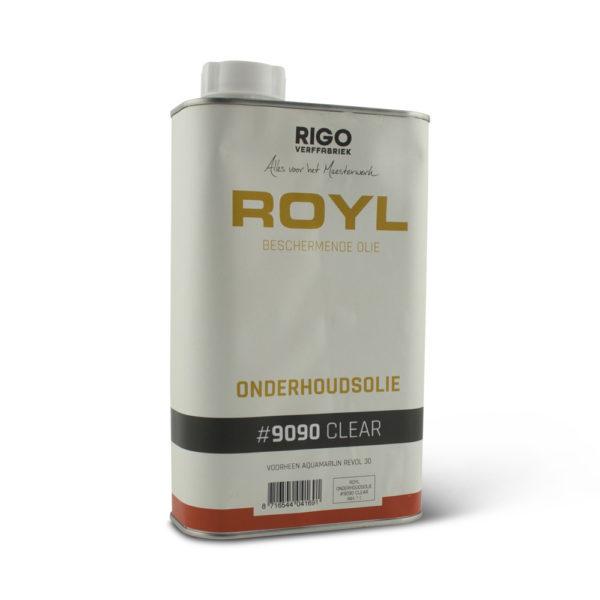 Een blik Rigo Royl Onderhoudsolie