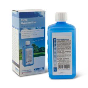 Een flesje Venta Hygienemiddel