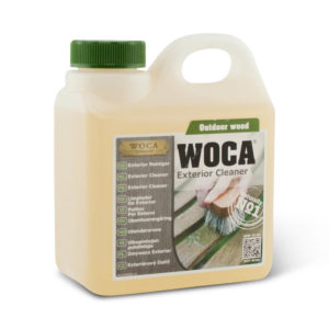 Een can Woca Exterior Cleaner