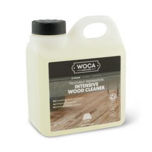 Een can Woca Intensiefreiniger van 1 liter