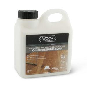 Een can Woca Oil refresher
